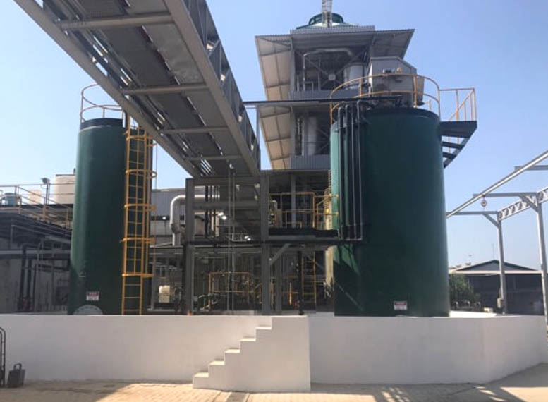 Anaerobic UASB System CWT Global Wastewater Solutions
