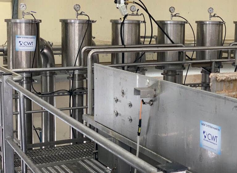 CWT Gem Wastewater Treatment System 5