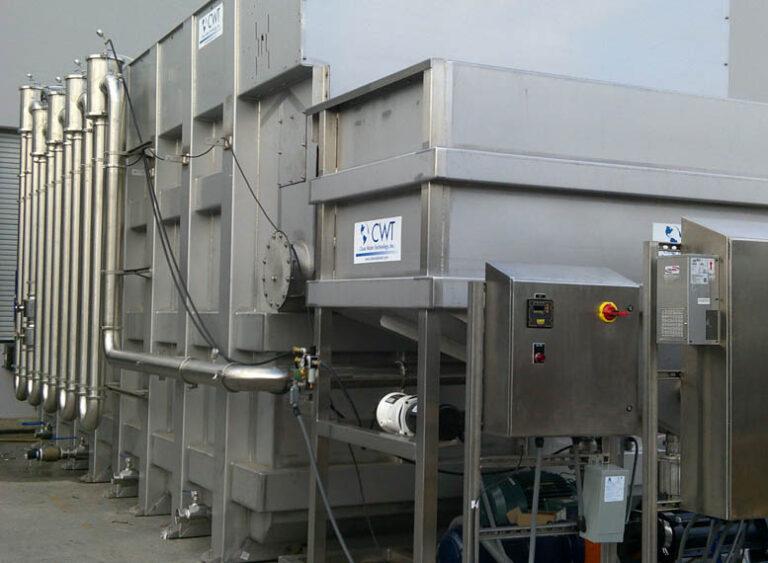 CWT Gem Wastewater Treatment System 7