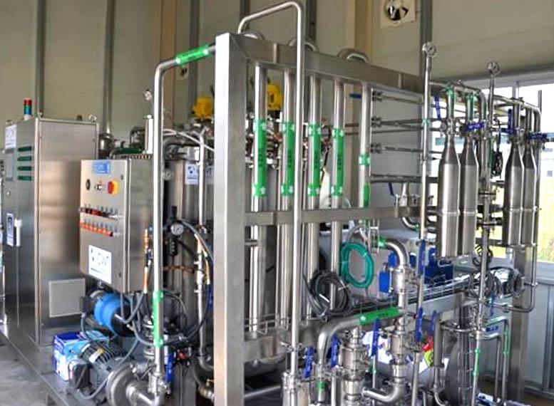 GEM System wastewater treatment