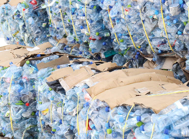 CWT Plastic Recycling Industry wastewater solutions.