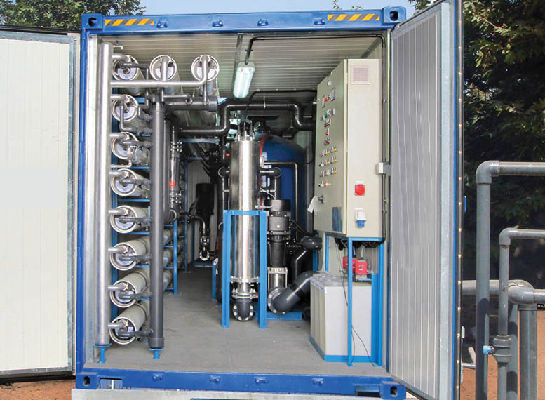 CWT Reverse Osmosis Industrial-Water Treatment Solutions 3