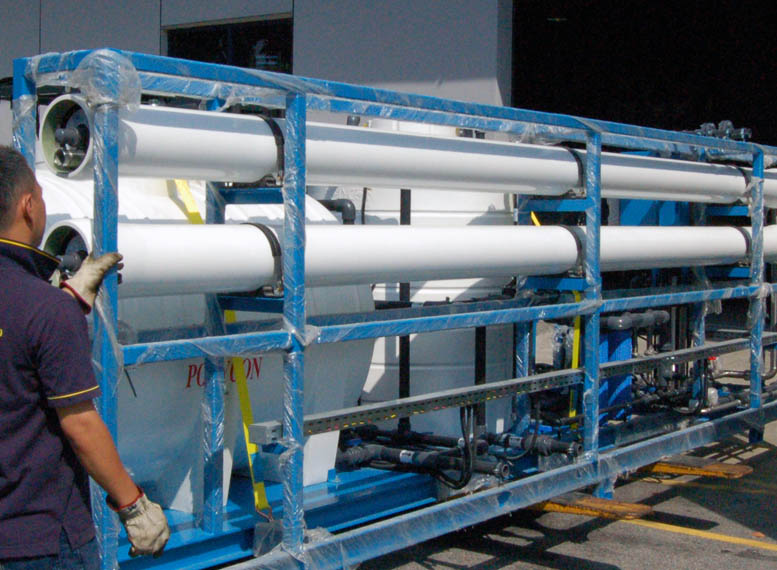 CWT Reverse Osmosis Industrial-Water Treatment Solutions 6
