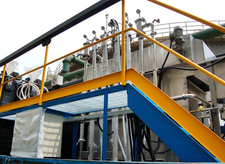 CWT Water Treatment Catwalks Platforms 3