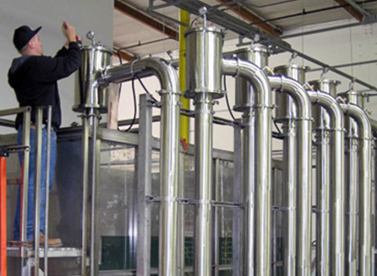 CWT Water Wastewater System Build 4