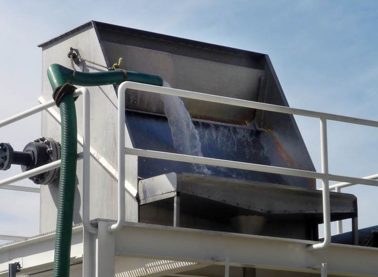 Wastewater Treatment Screens CWT Global