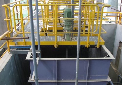 Clean Water Technology Aerobic MBBR System-1
